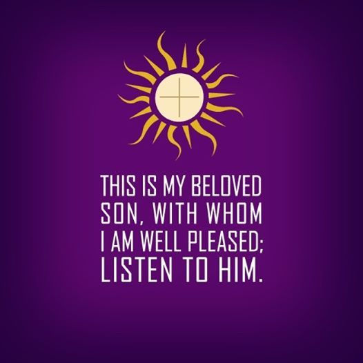 Post image for Lent Day 12 – List to Him