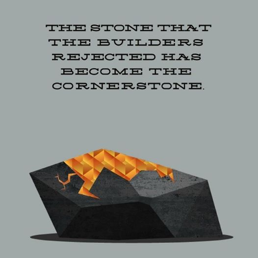 Post image for Lent Day 17 – Cornerstone